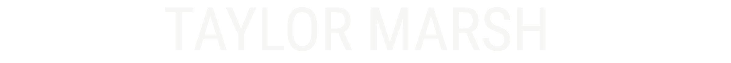 Taylor Marsh Logo